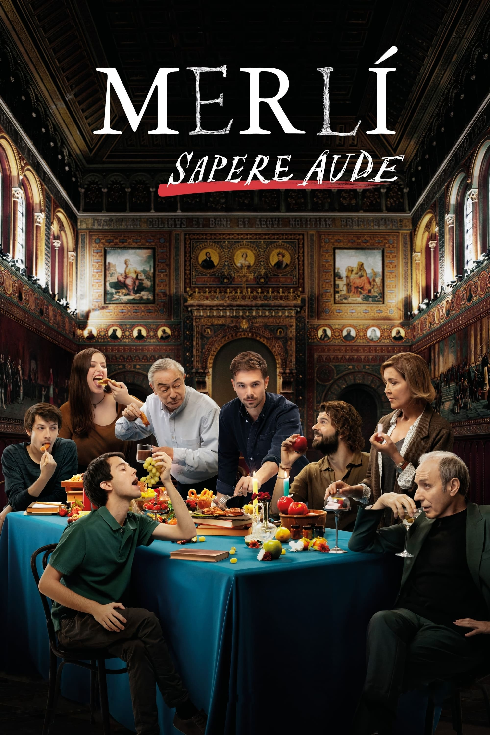 Merlí. Sapere Aude TV Shows About Gay
