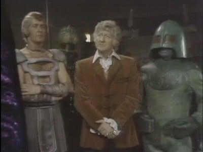 Doctor Who Season 9 :Episode 7  The Curse of Peladon, Episode Three