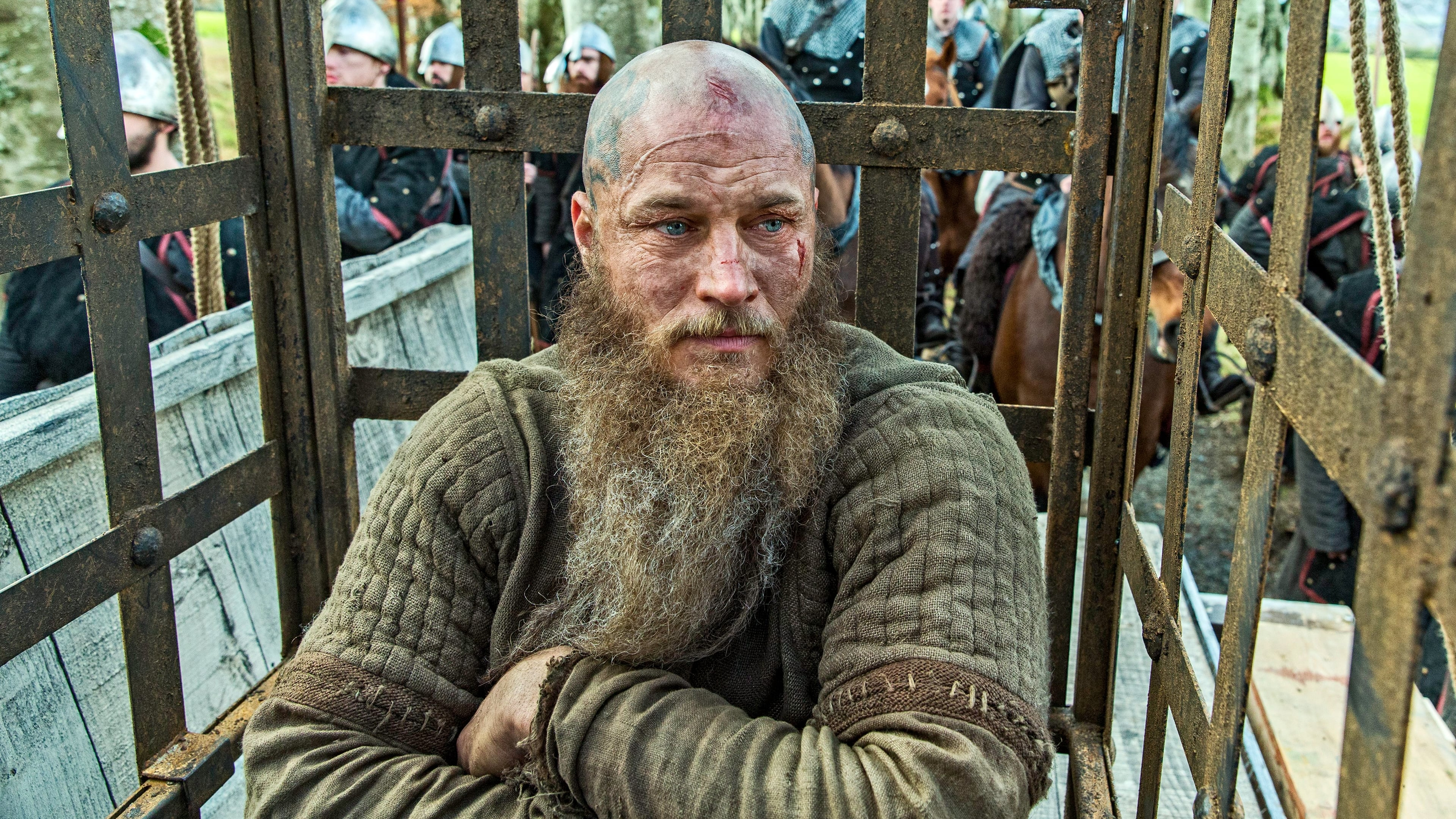 Vikings Season 4 :Episode 15  All His Angels