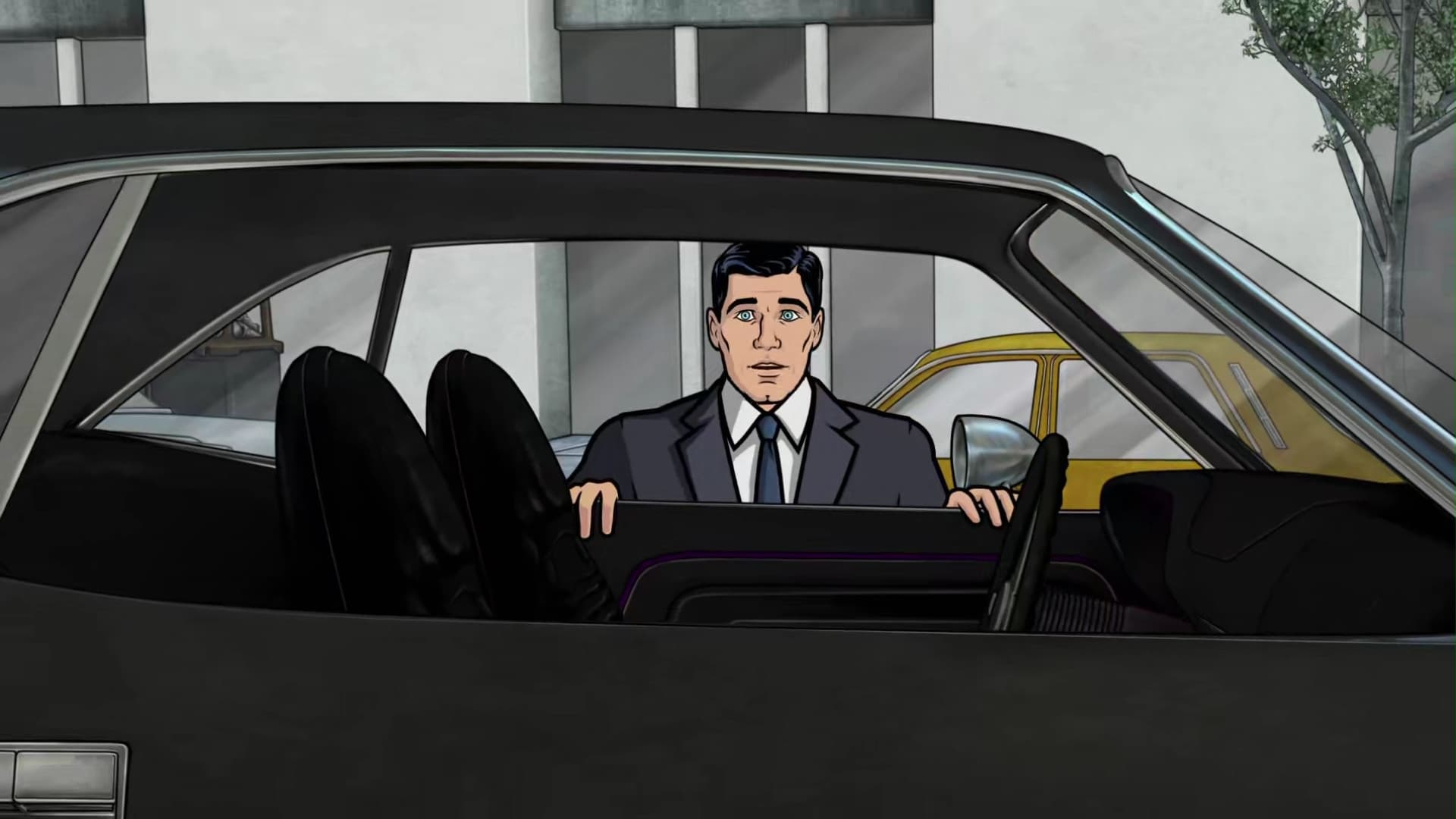 Archer Season 3 :Episode 1  The Man from Jupiter