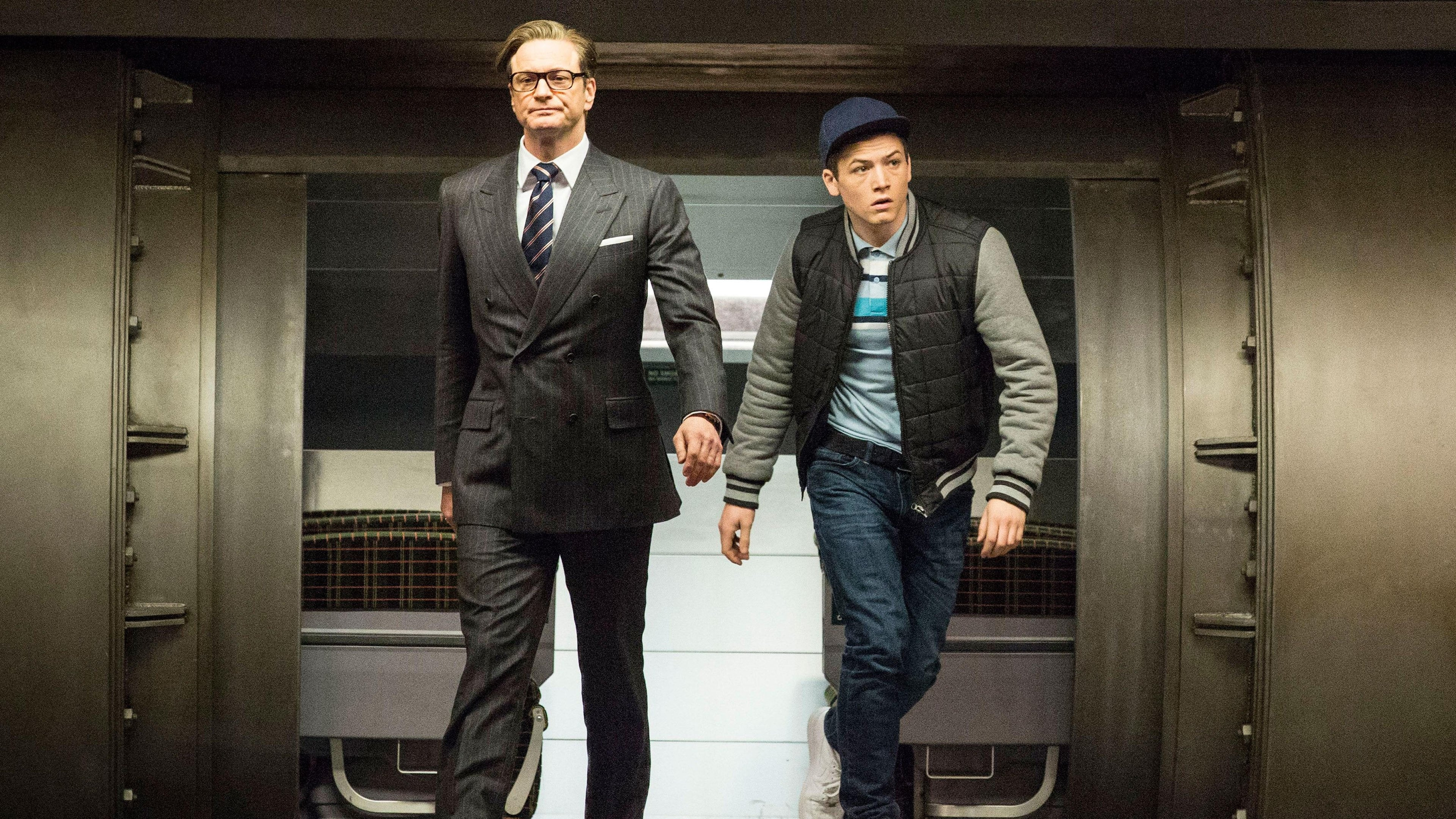 Kingsman The Secret Service Movie4k