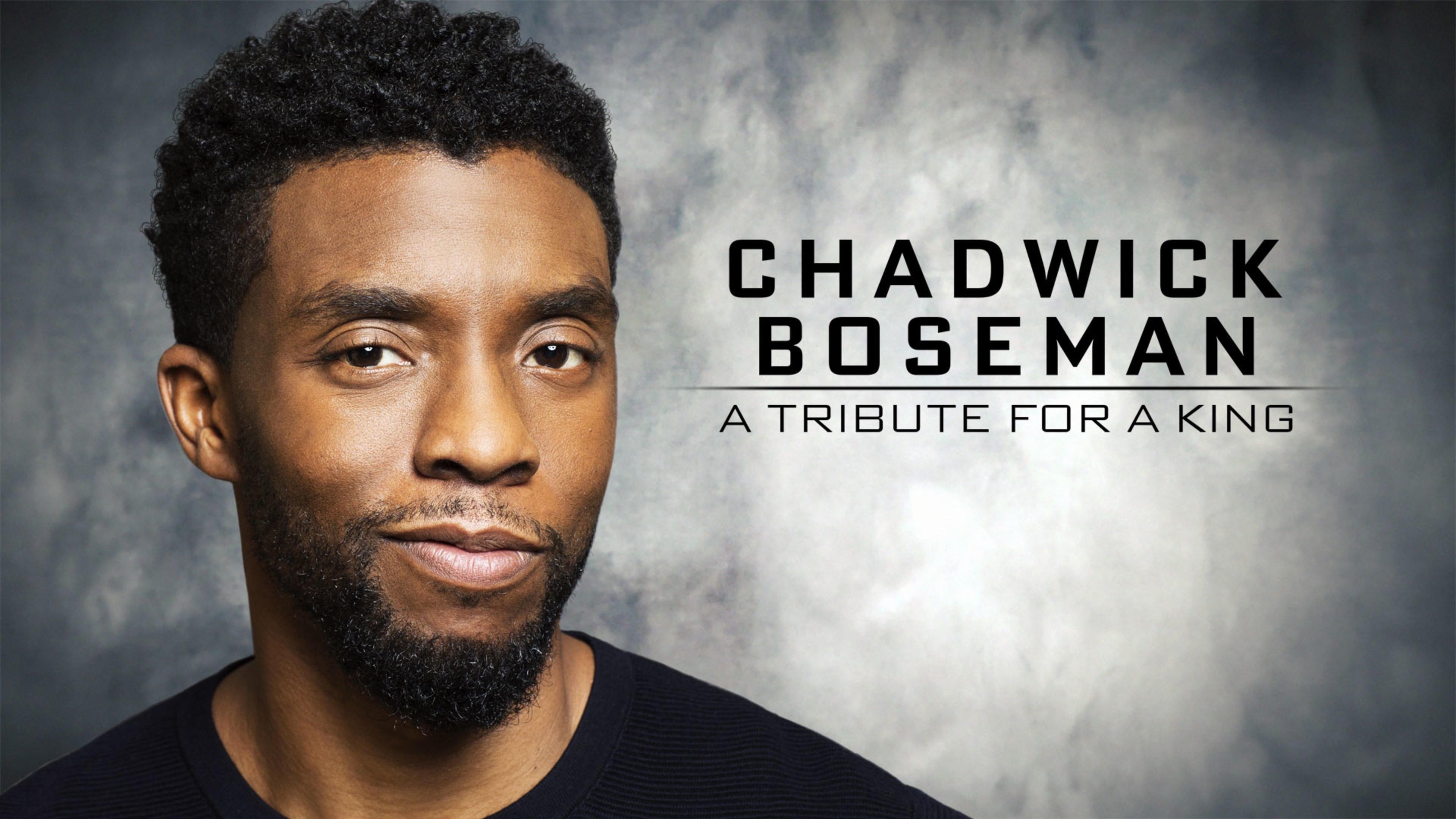 2020 Chadwick Boseman – A Tribute for a King