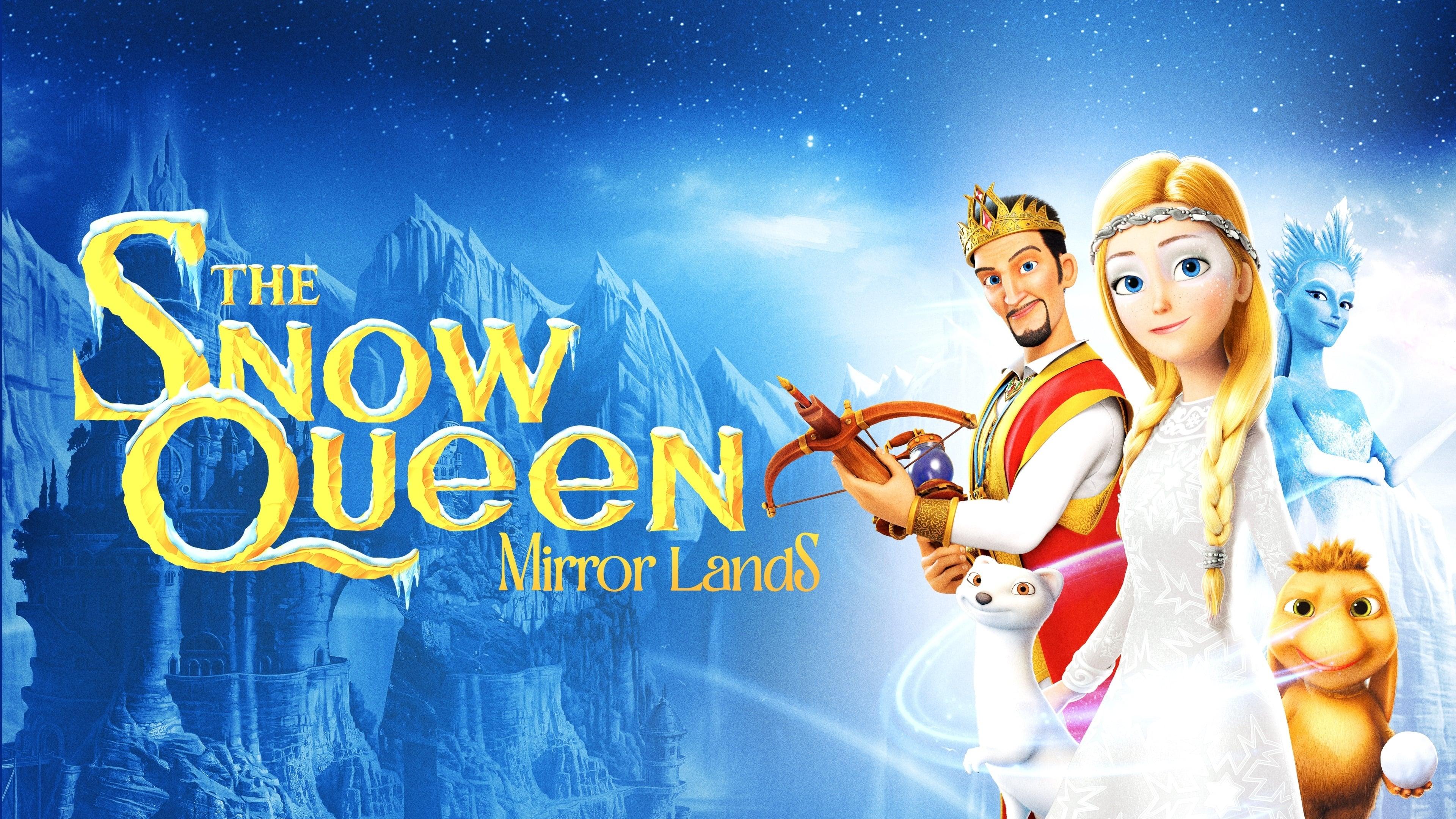 La Reina de las Nieves en la tierra de los espejos