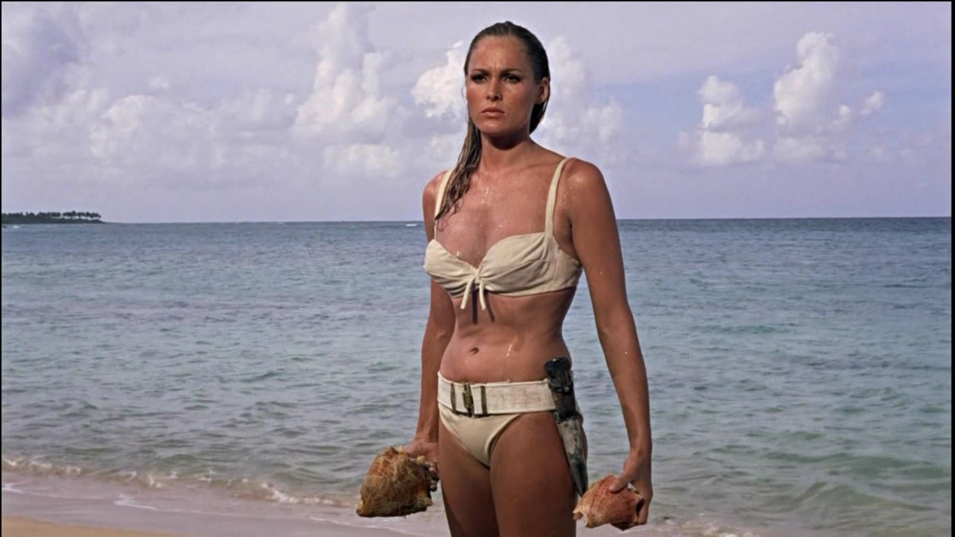 Andrea Anders Bikini 93% of people can't name all of these bond girls from one