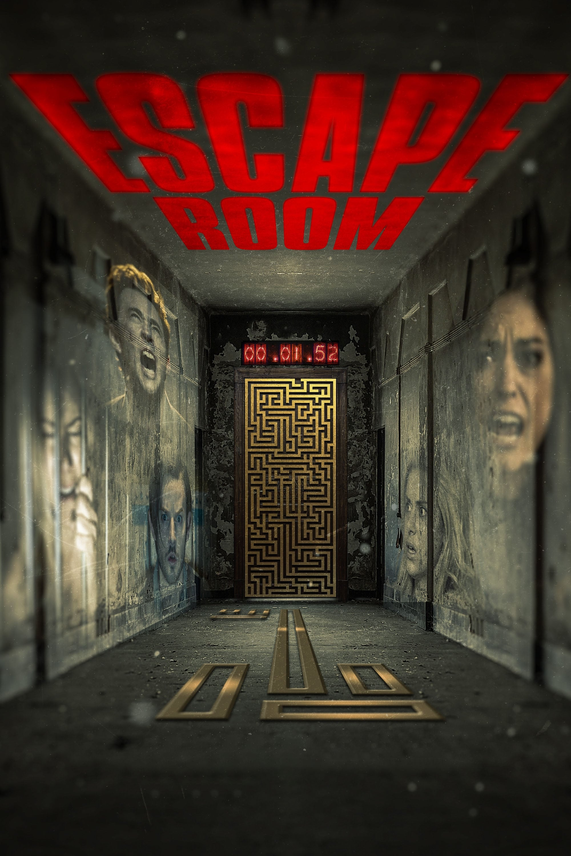 Escape room wiki synopsis reviews movies rankings for Escape room concept