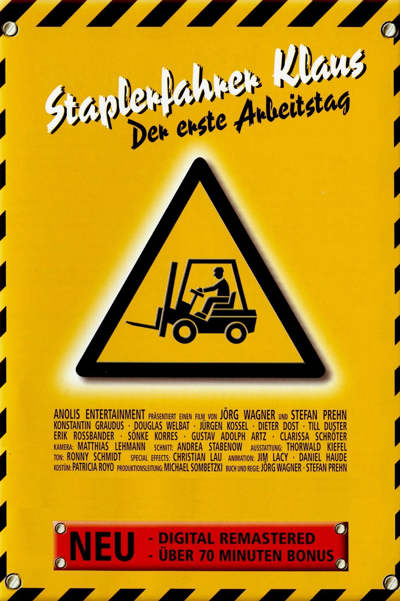 Forklift Driver Klaus: The First Day on the Job (2001)