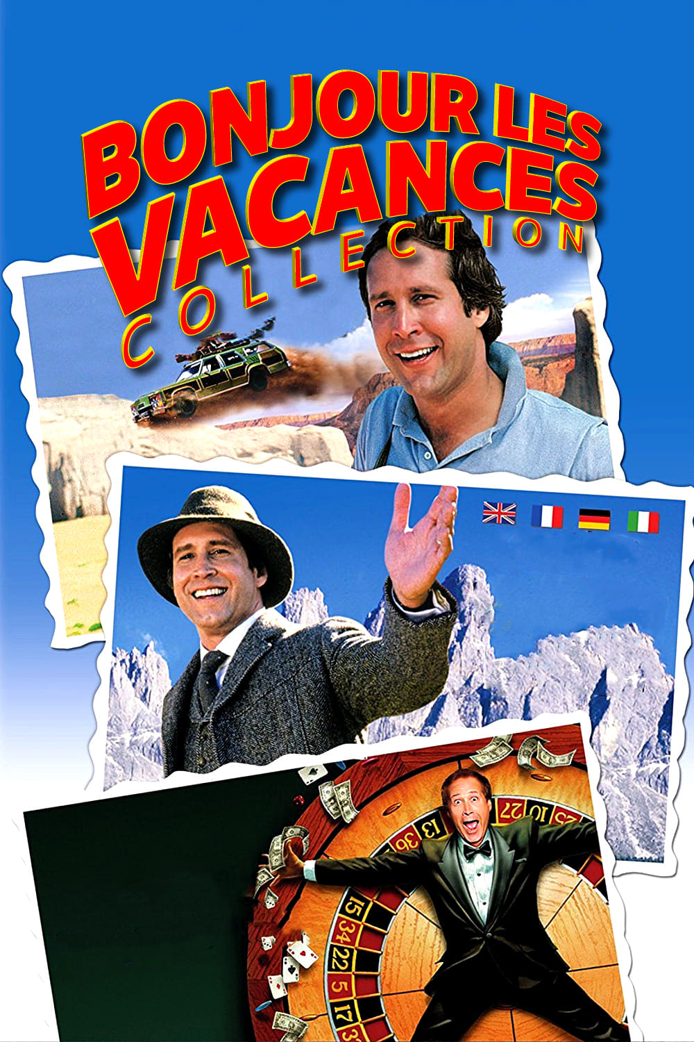 All Movies From National Lampoon's Vacation Collection