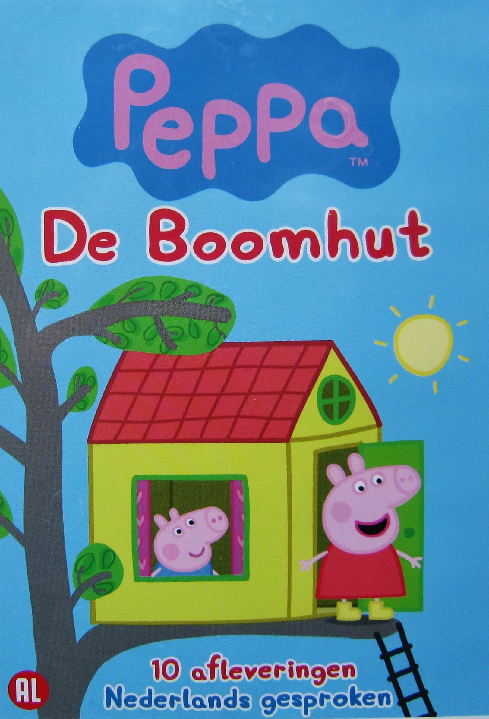 Peppa Pig The Tree House (2014)