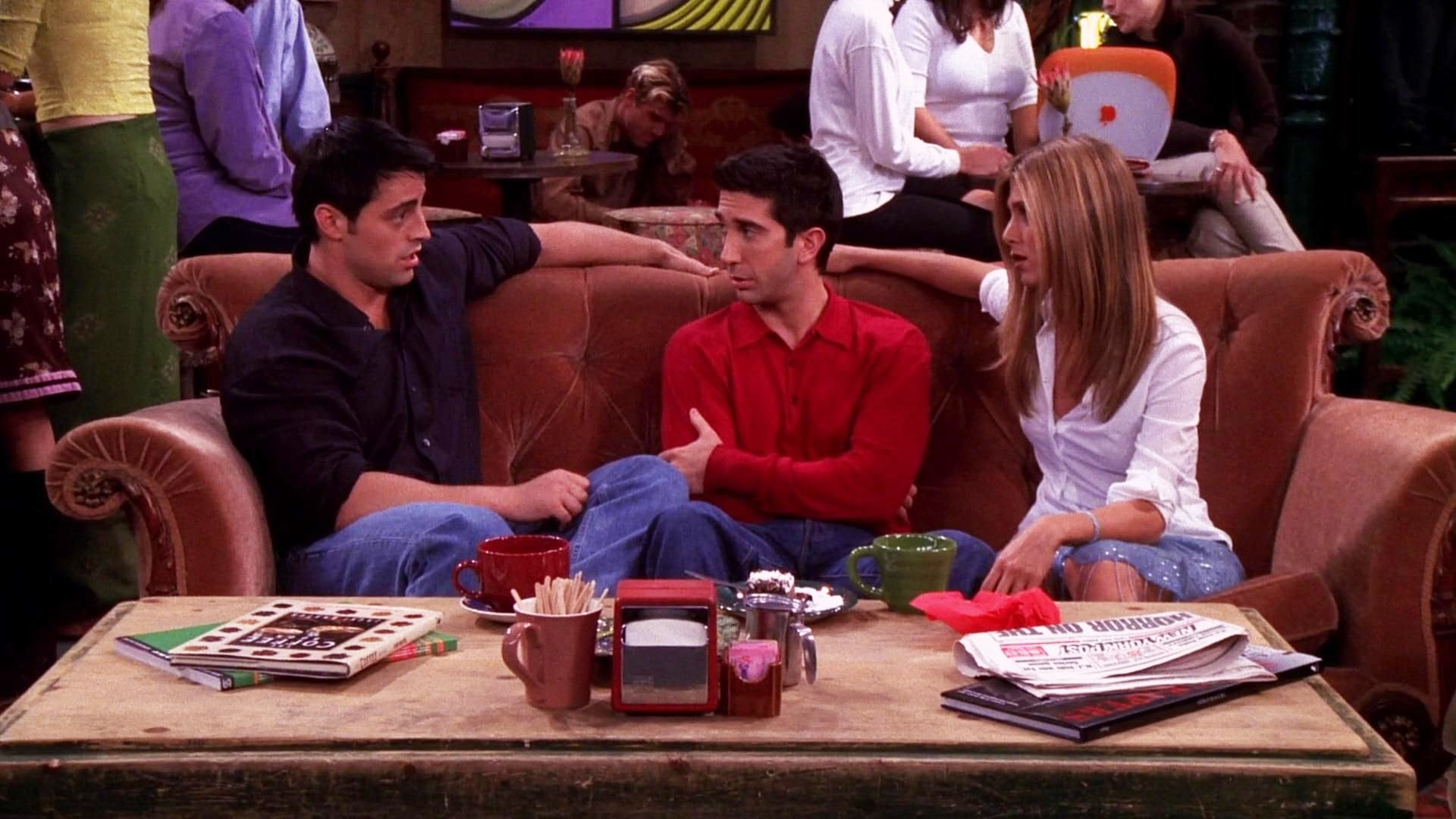 Friends Season 6 :Episode 3  The One with Ross's Denial