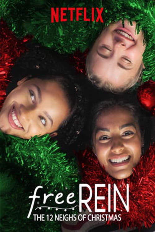 Póster A Rienda Suelta - Doce Relinchos De Navidad
