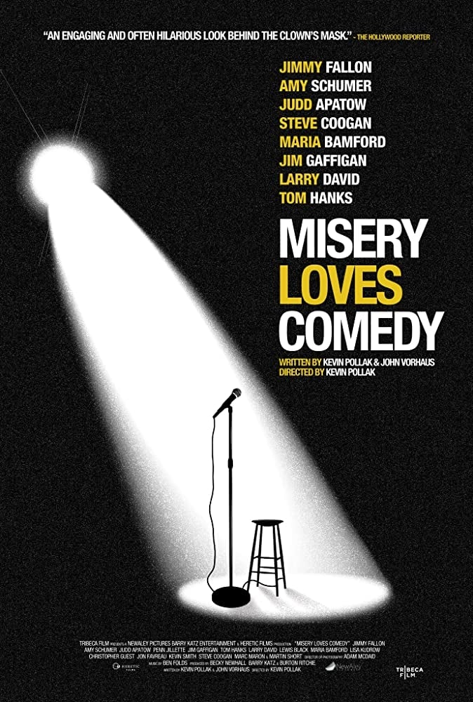 Misery Loves Comedy on FREECABLE TV