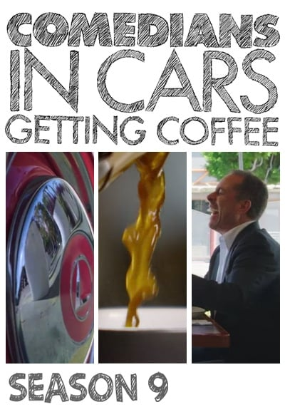 Comedians in Cars Getting Coffee Season 9