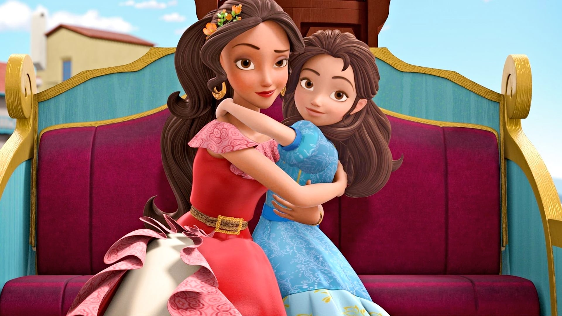 Elena of Avalor Season 1 :Episode 2  Model Sister