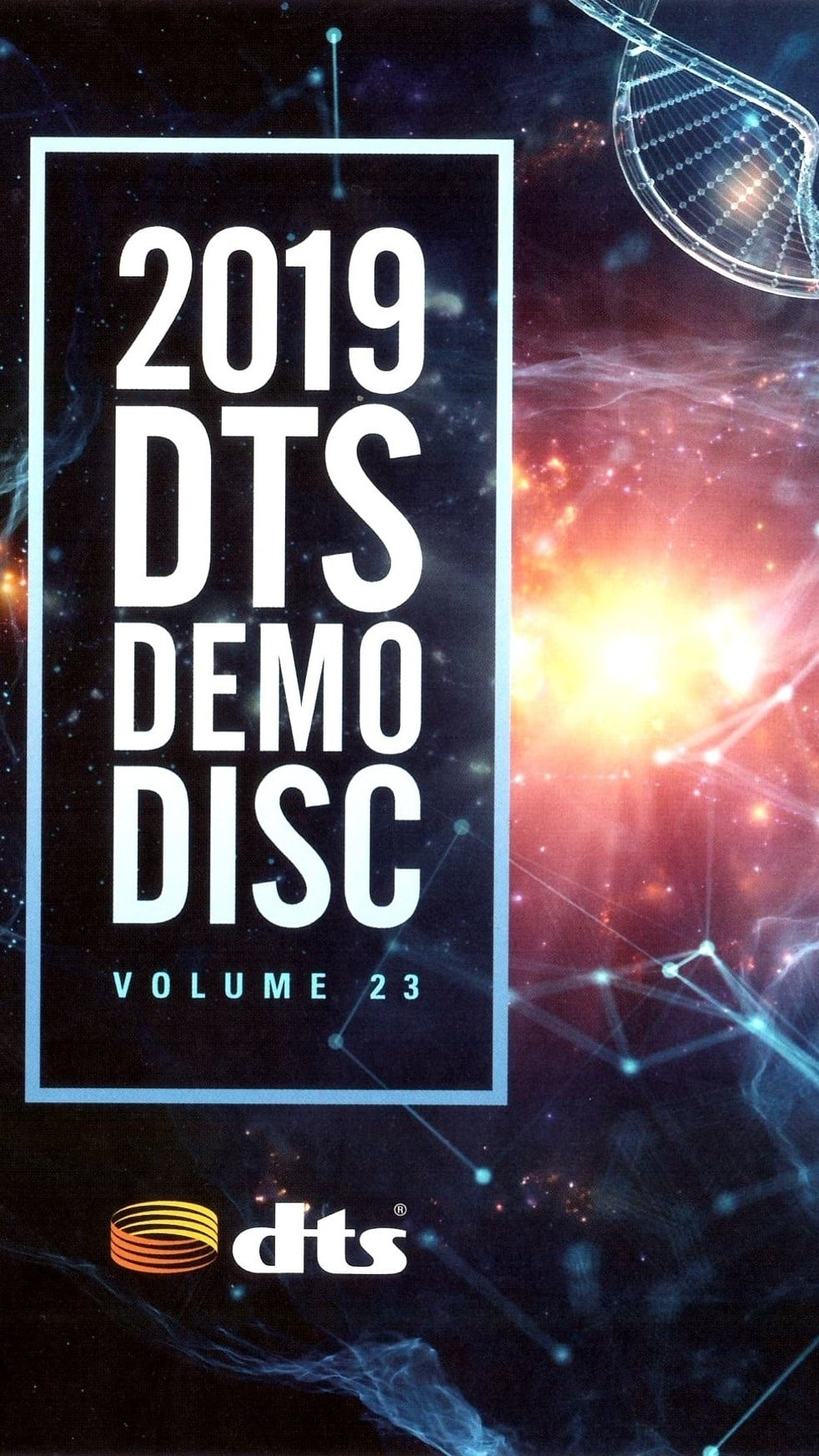 2019 DTS Demo Disc Vol.23 (2019)