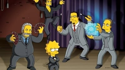 The Simpsons Season 22 :Episode 18  The Great Simpsina
