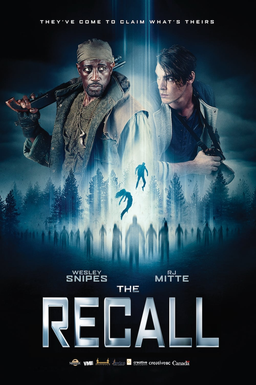 THE RECALL (2017) SUBTITULADO