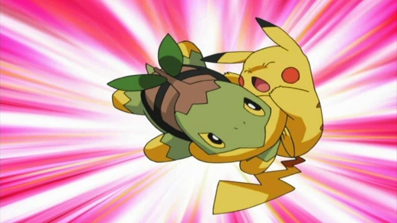 Pokémon Season 10 :Episode 5  Gettin' Twiggy with It!
