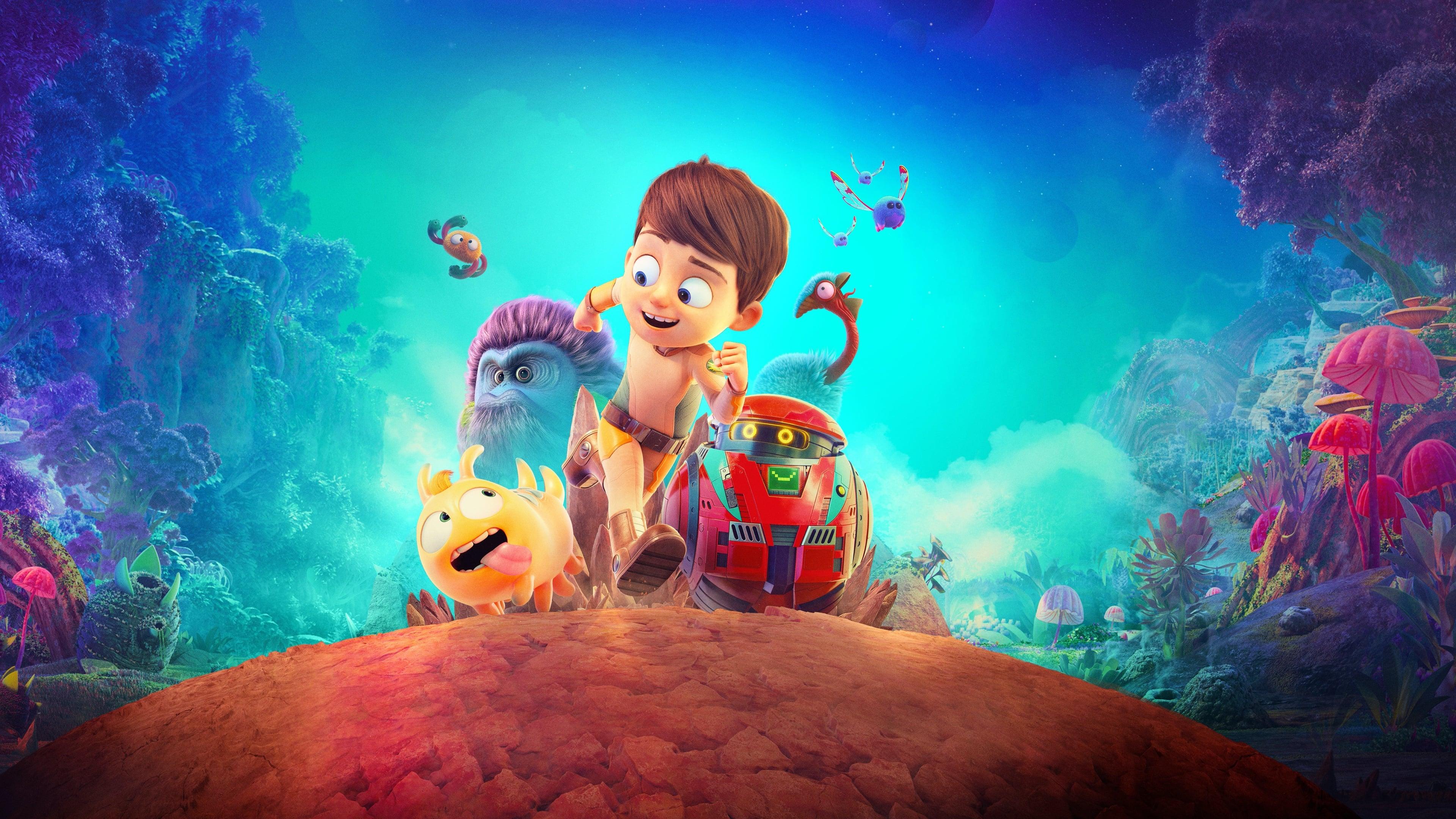 DESCARGAR Terra Willy: Planeta desconocido (2019) pelicula completa en español latino Gratis