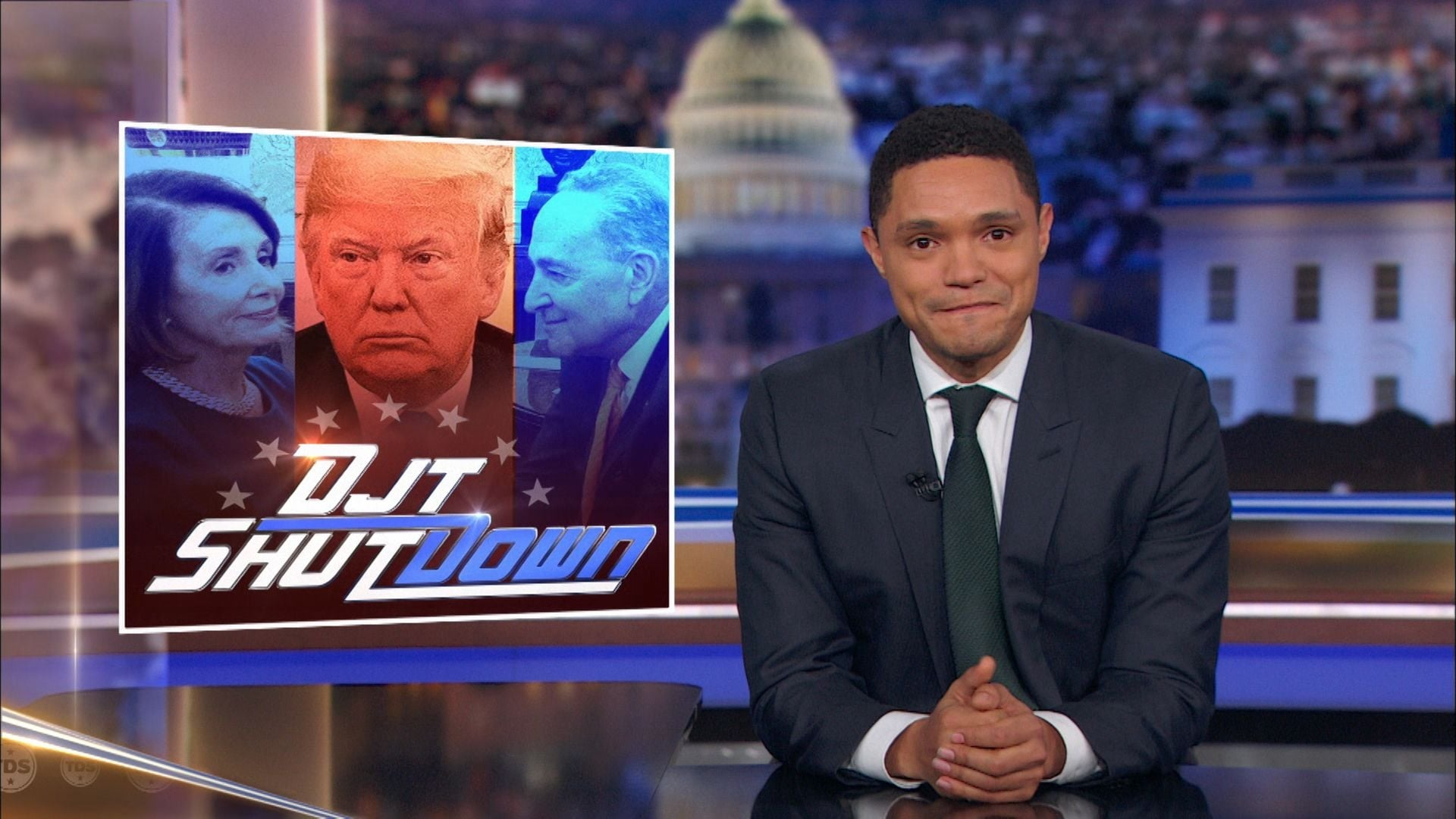 The Daily Show with Trevor Noah Season 24 :Episode 71  A Total Shutshow