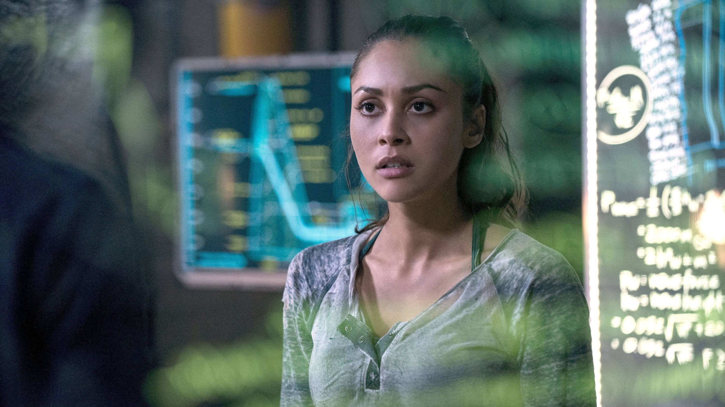 The 100 Season 2 :Episode 14  Bodyguard of Lies