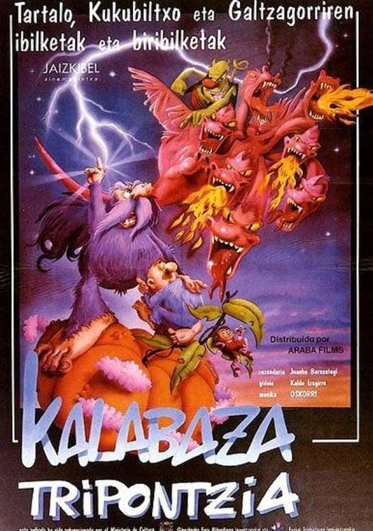 Ver Kalabaza tripontzia Online HD Español (1986)