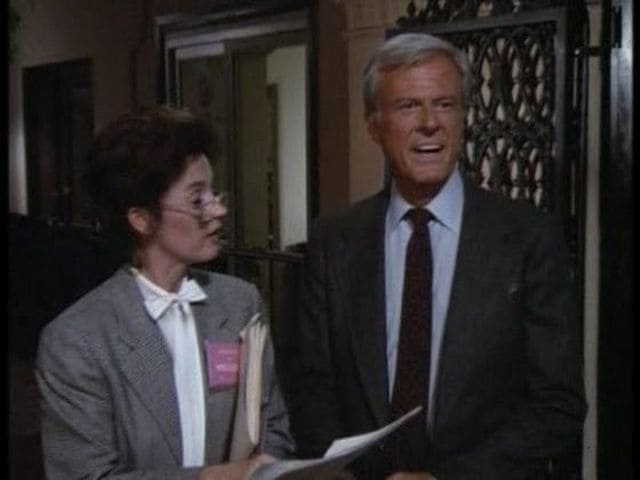 Murder, She Wrote Season 2 :Episode 12  Murder by Appointment Only