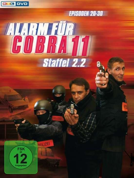 Alarm for Cobra 11: The Motorway Police Season 4