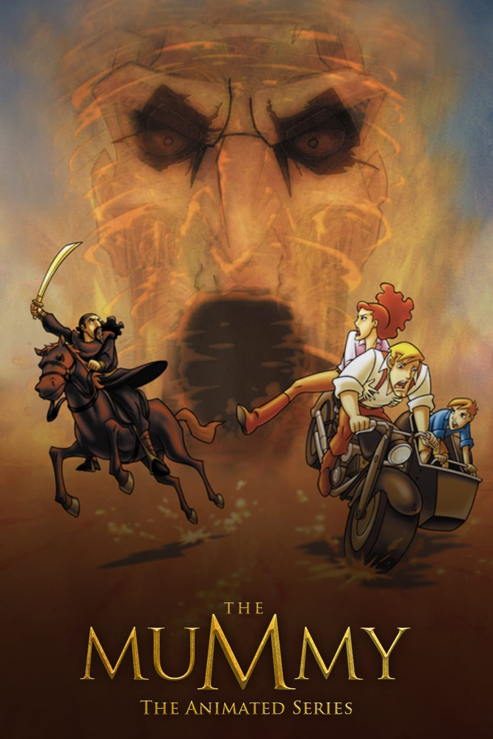 The Mummy: The Animated Series TV Shows About Egypt