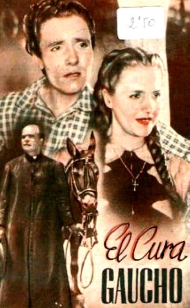 Ver El cura gaucho Online HD Español (1941)
