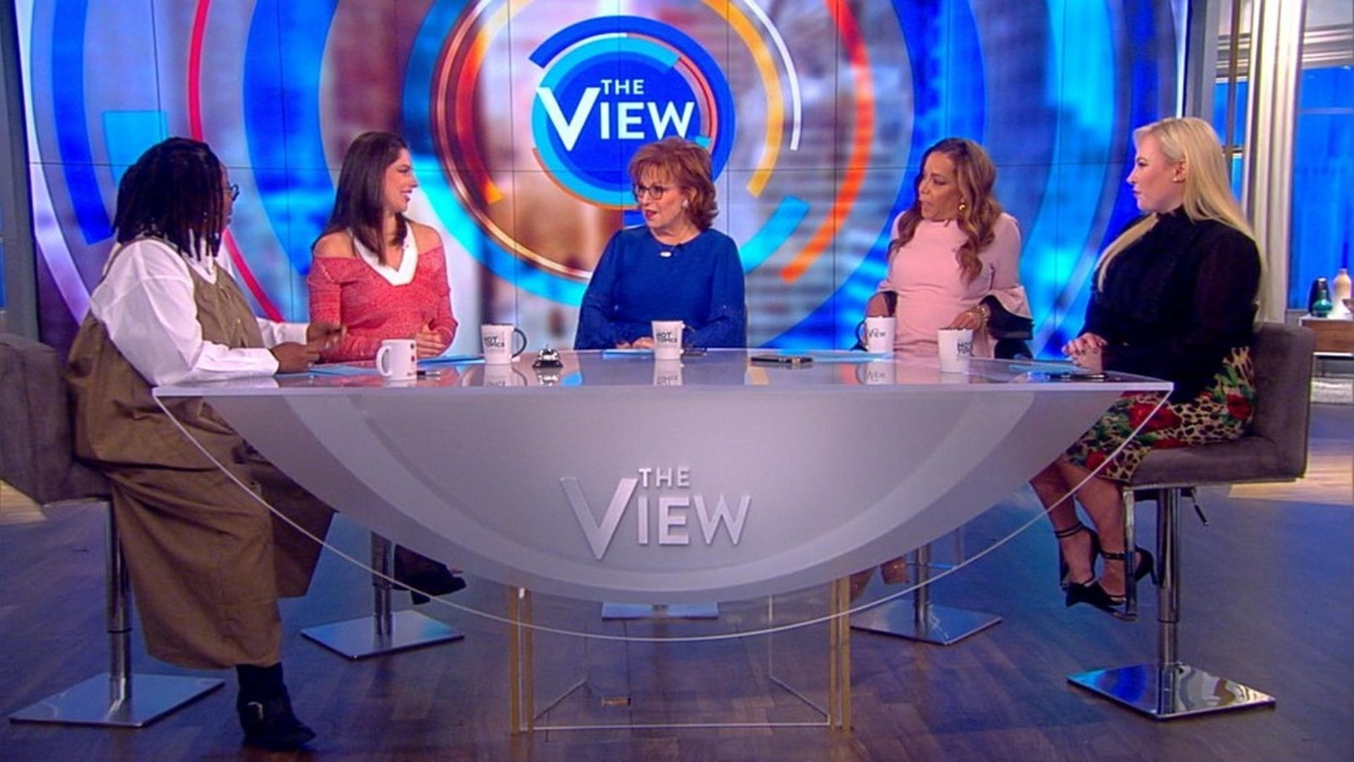 The View Season 22 :Episode 71  Hot Topics