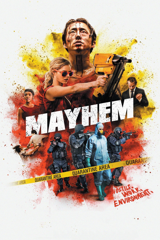 Póster Mayhem