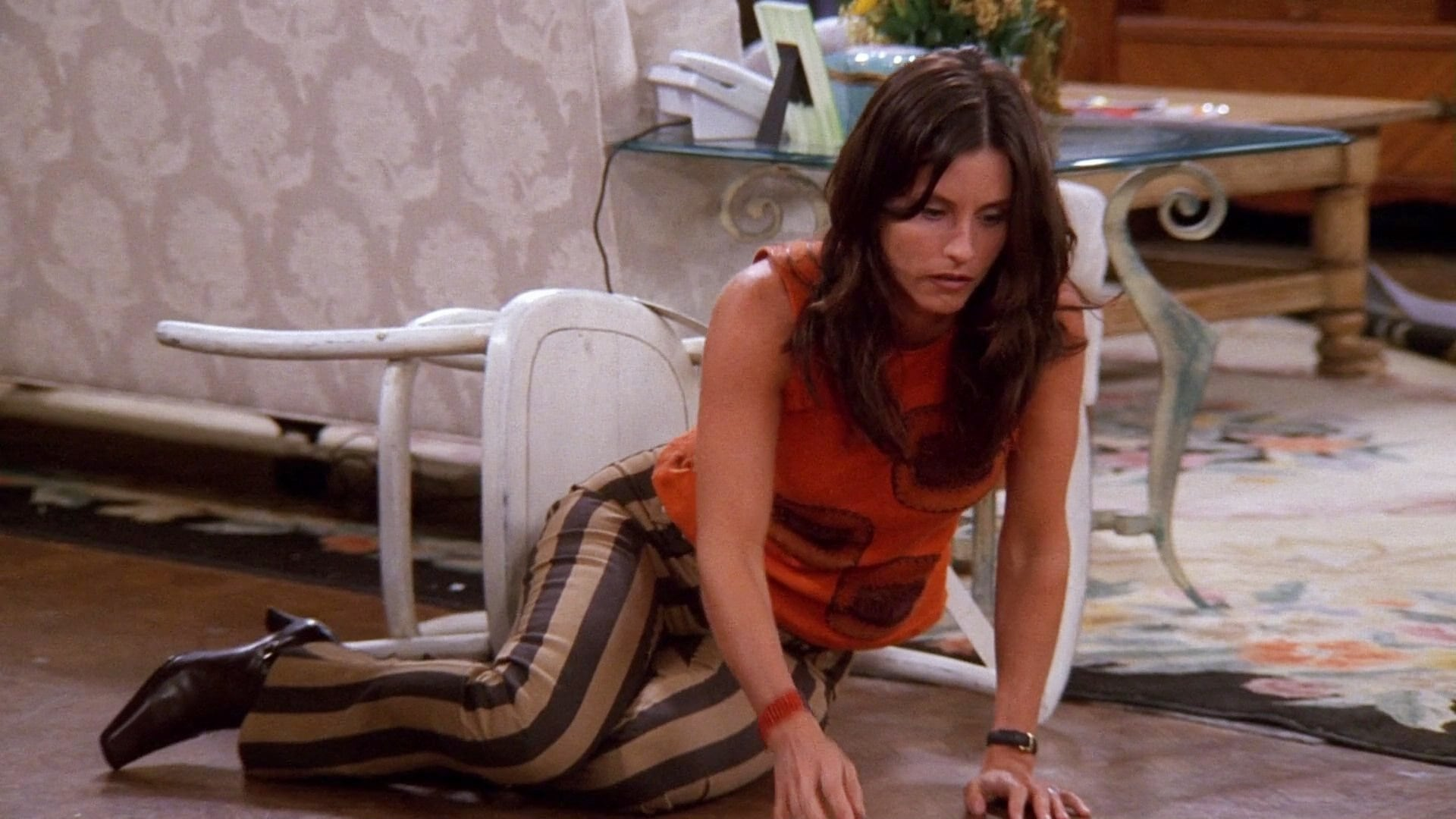Friends Season 8 :Episode 7  The One with the Stain