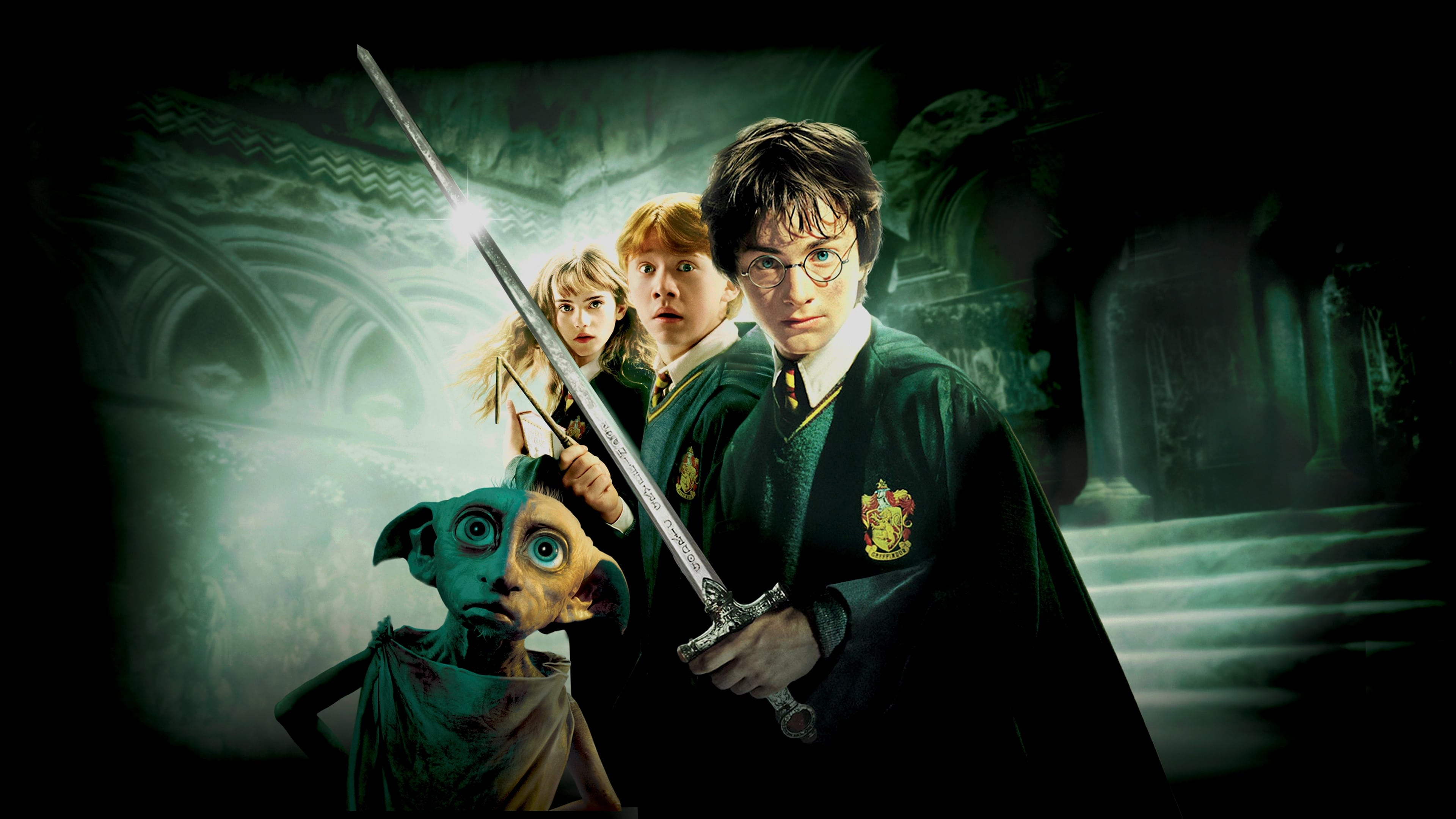 Harry potter et la chambre des secrets 2002 le film - Harry potter la coupe de feu streaming ...