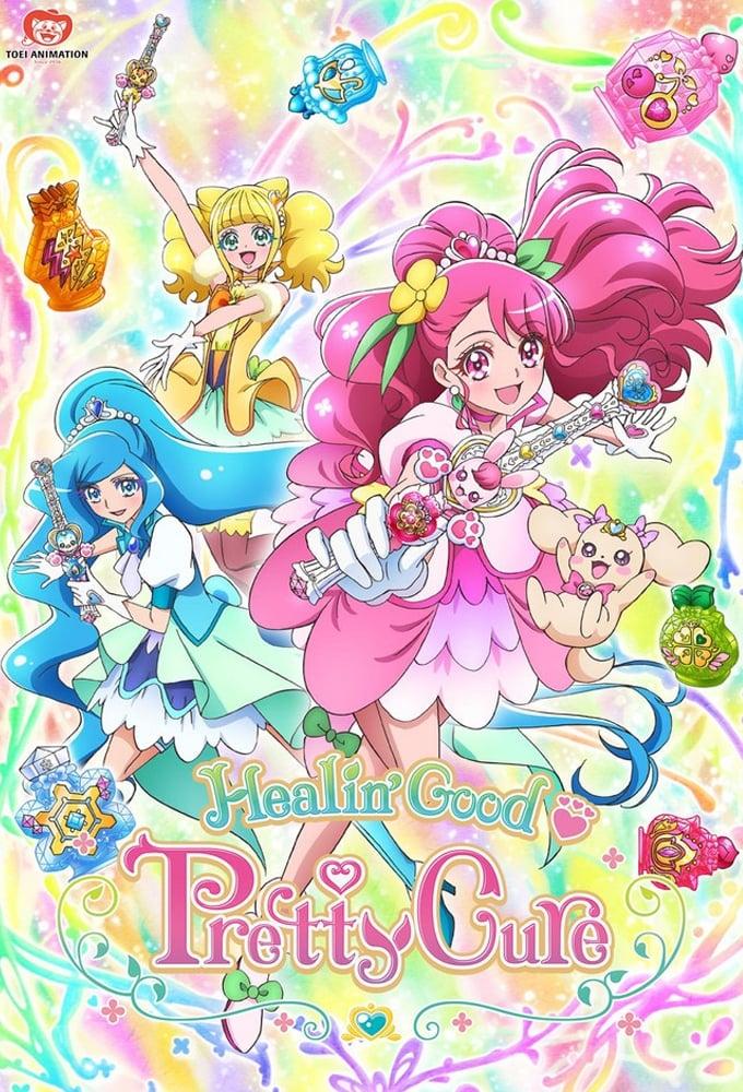 Healin' Good Pretty Cure