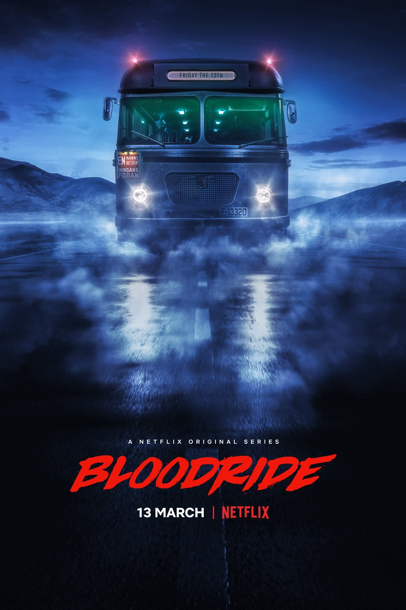 Bloodride (2020)