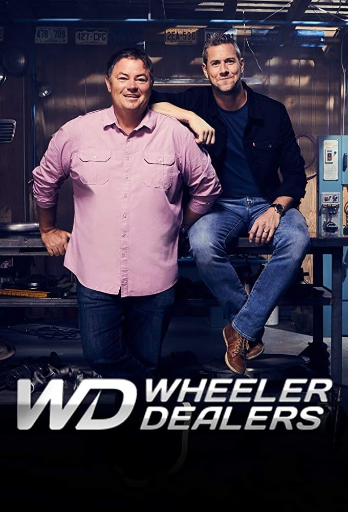 Wheeler Dealers Season 17