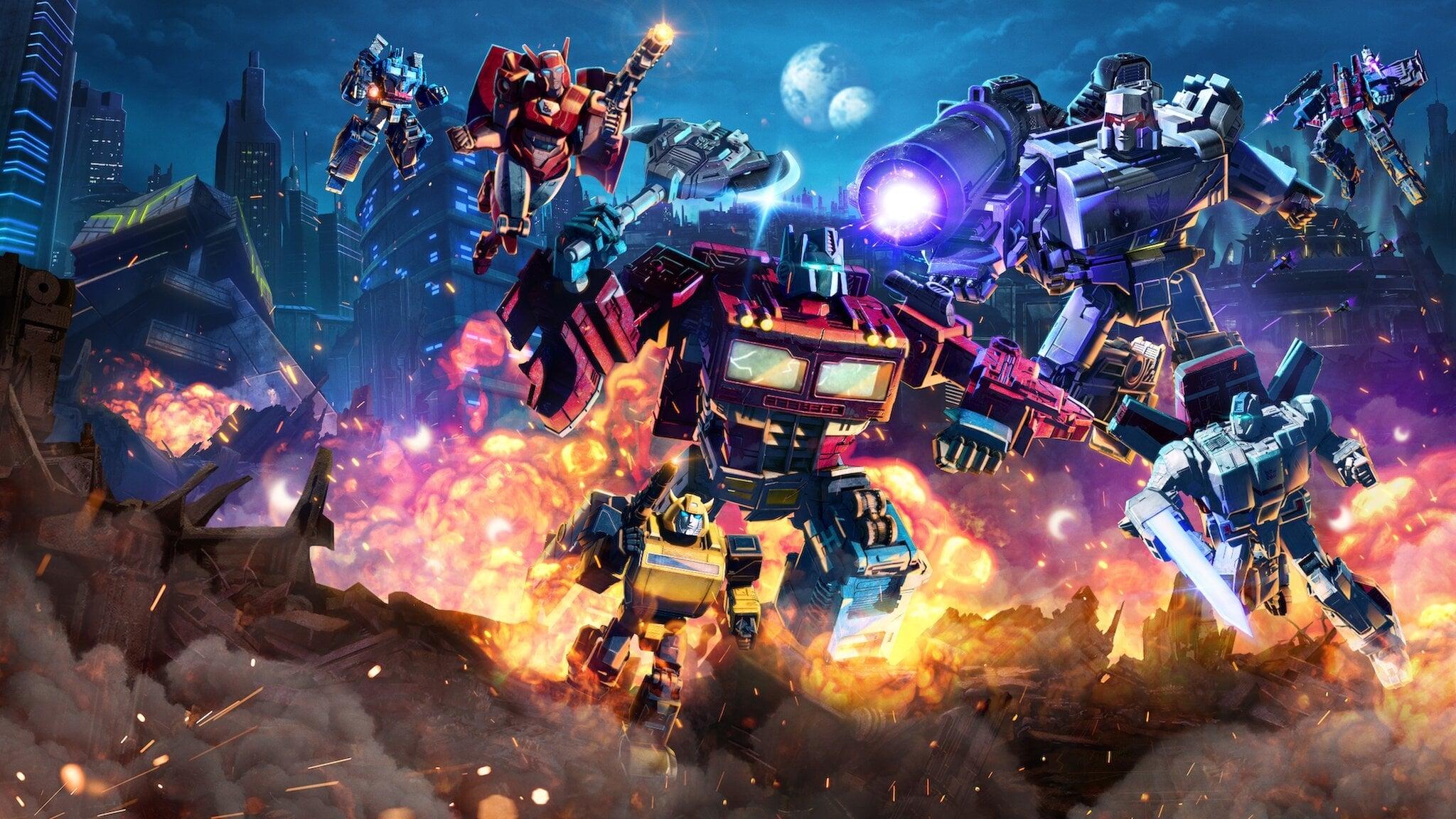 Transformers Movie4k