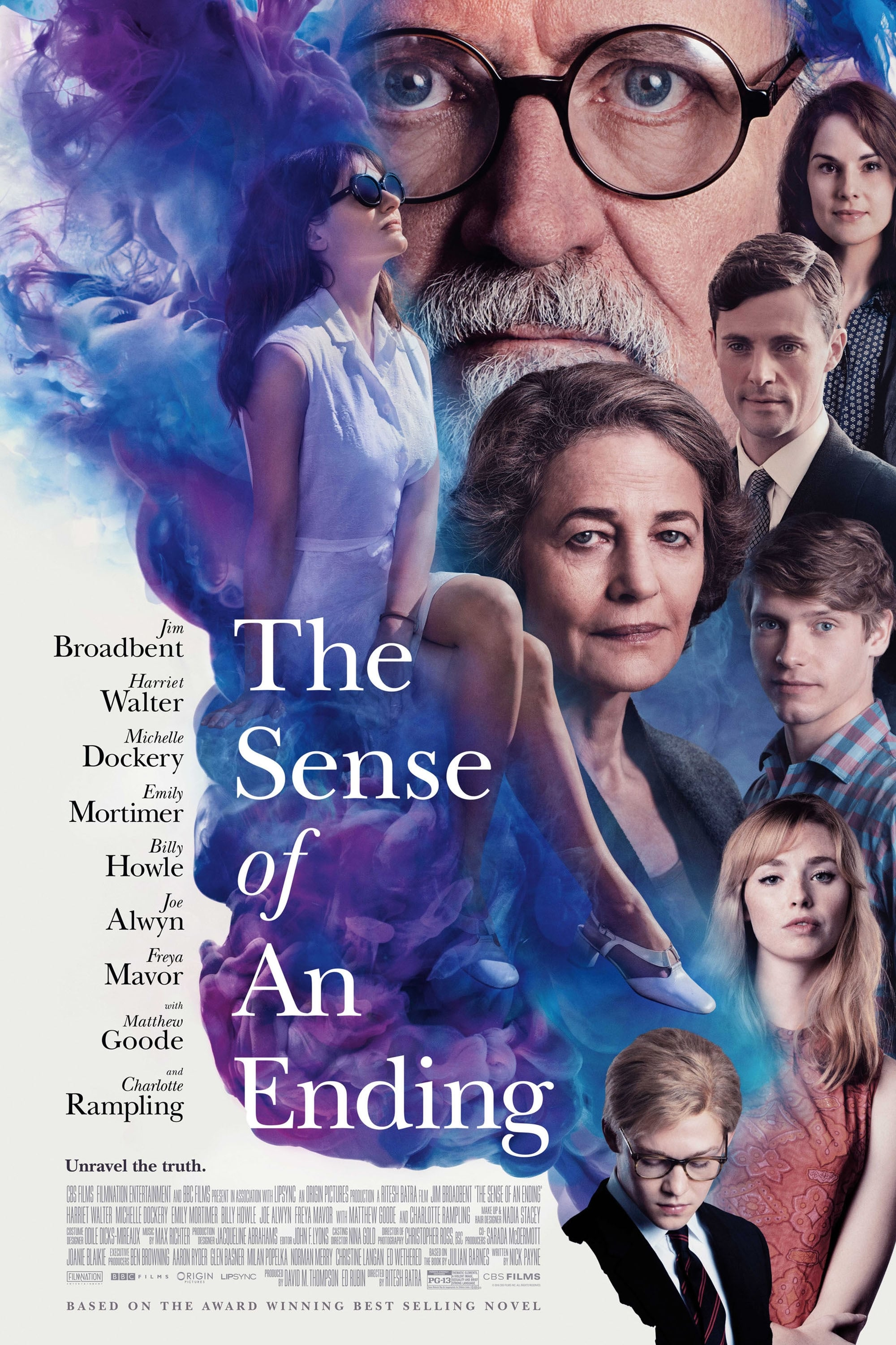 Pabaigos jausmas / The Sense of an Ending (2017)