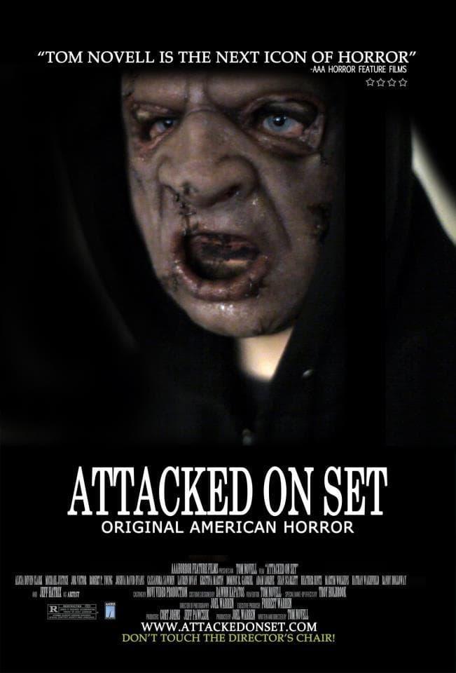 Ver Attacked on Set Online HD Español (2012)