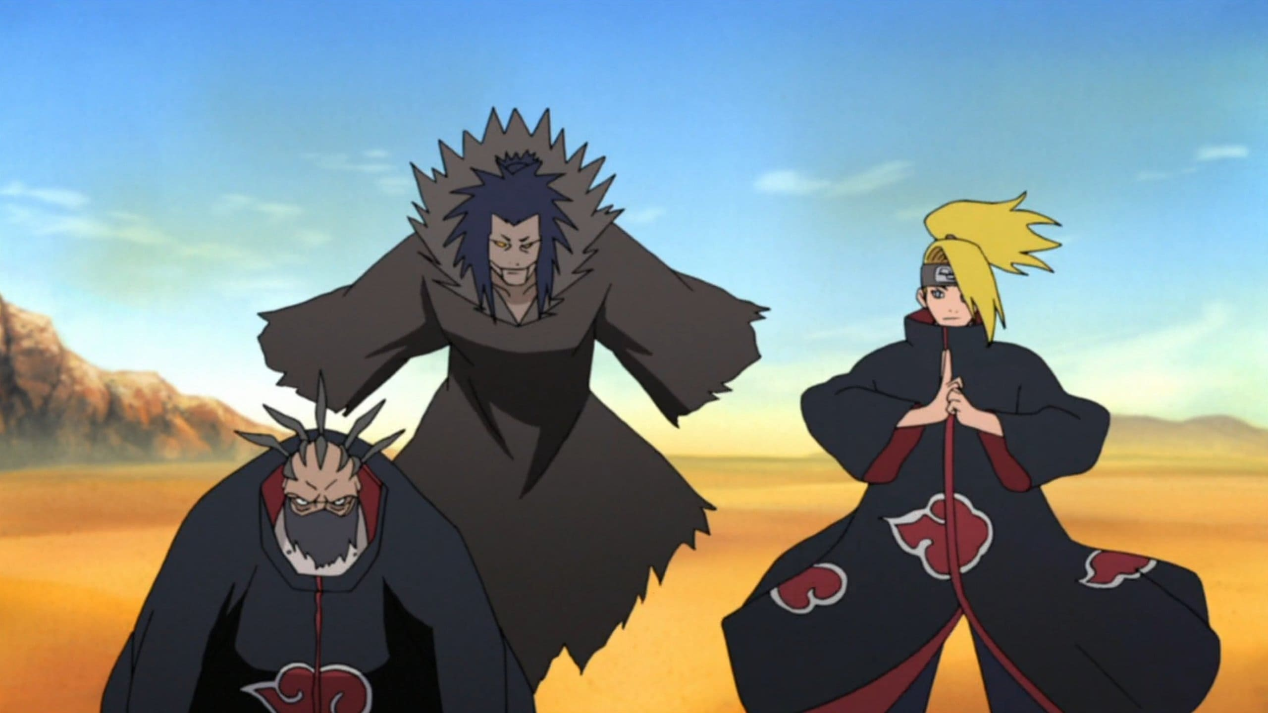 Naruto Shippūden Season 20 :Episode 457  Itachi's Story - Light and Darkness: Partner