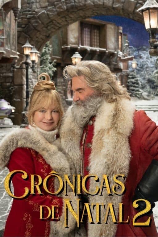 Crônicas de Natal: Parte Dois Dublado