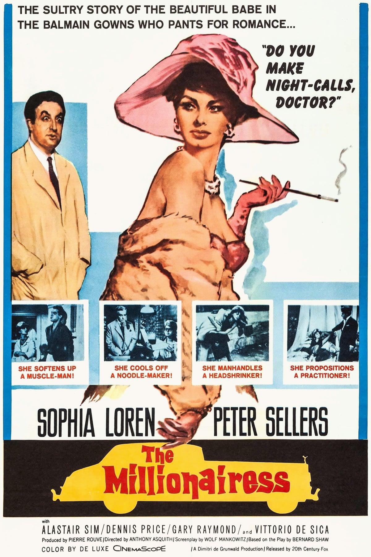 The Millionairess (1960)
