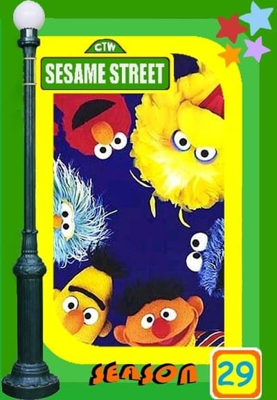 Sesame Street Season 29