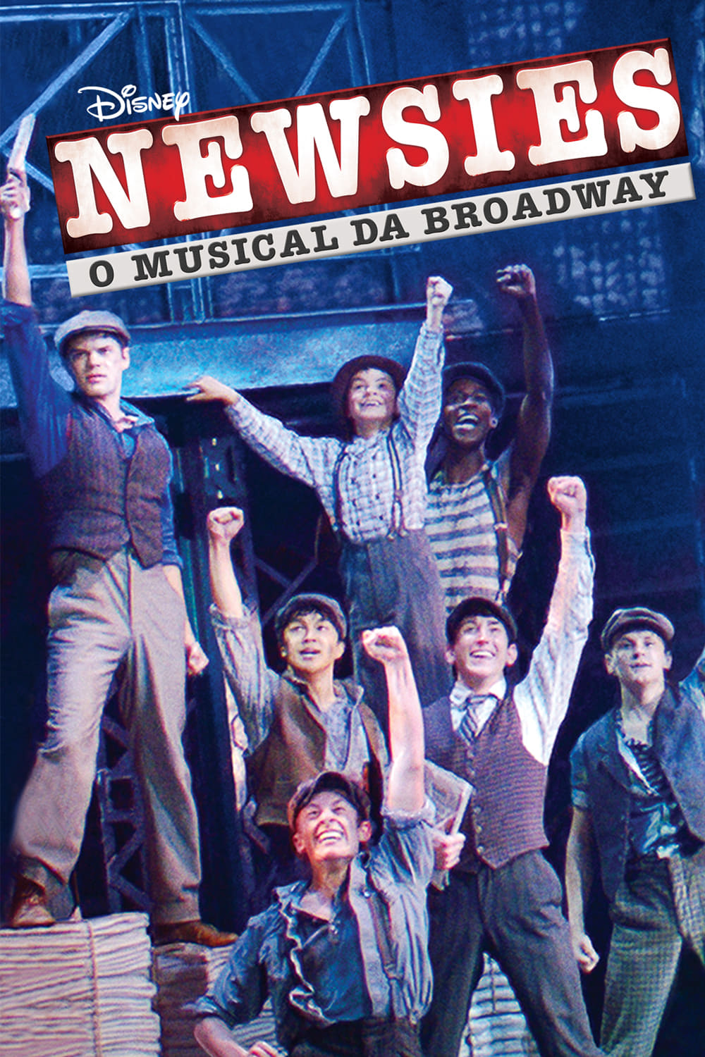 Newsies: O Musical da Broadway 2017 Legendado