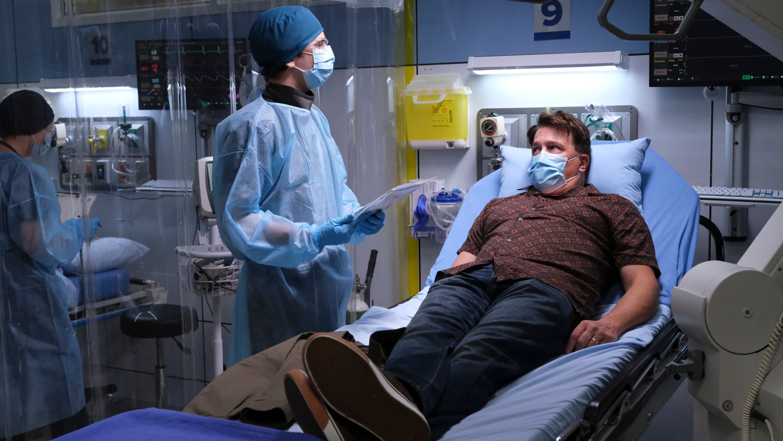 The Good Doctor Season 4 :Episode 1  Frontline, Part 1