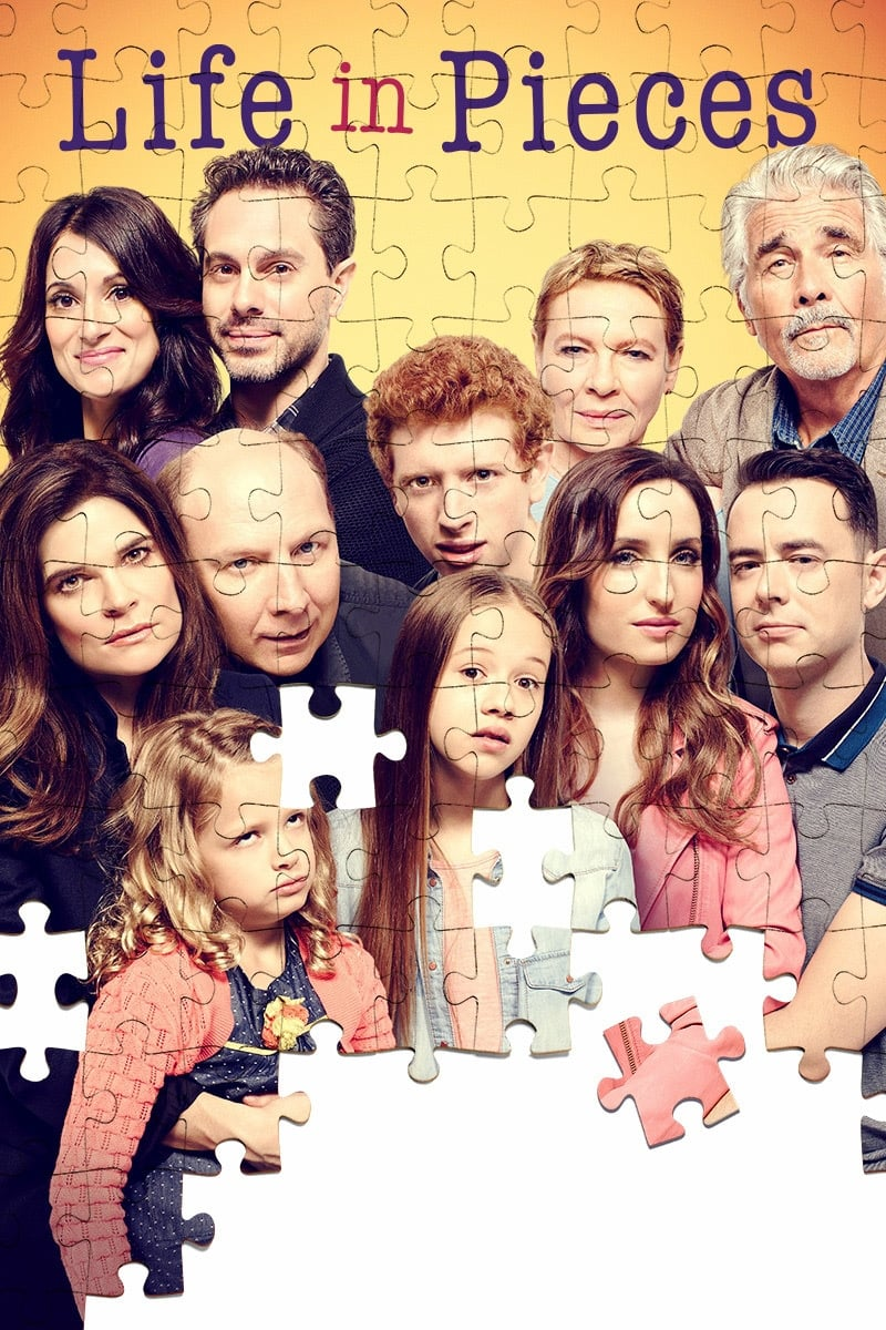 Life In Pieces Trailer