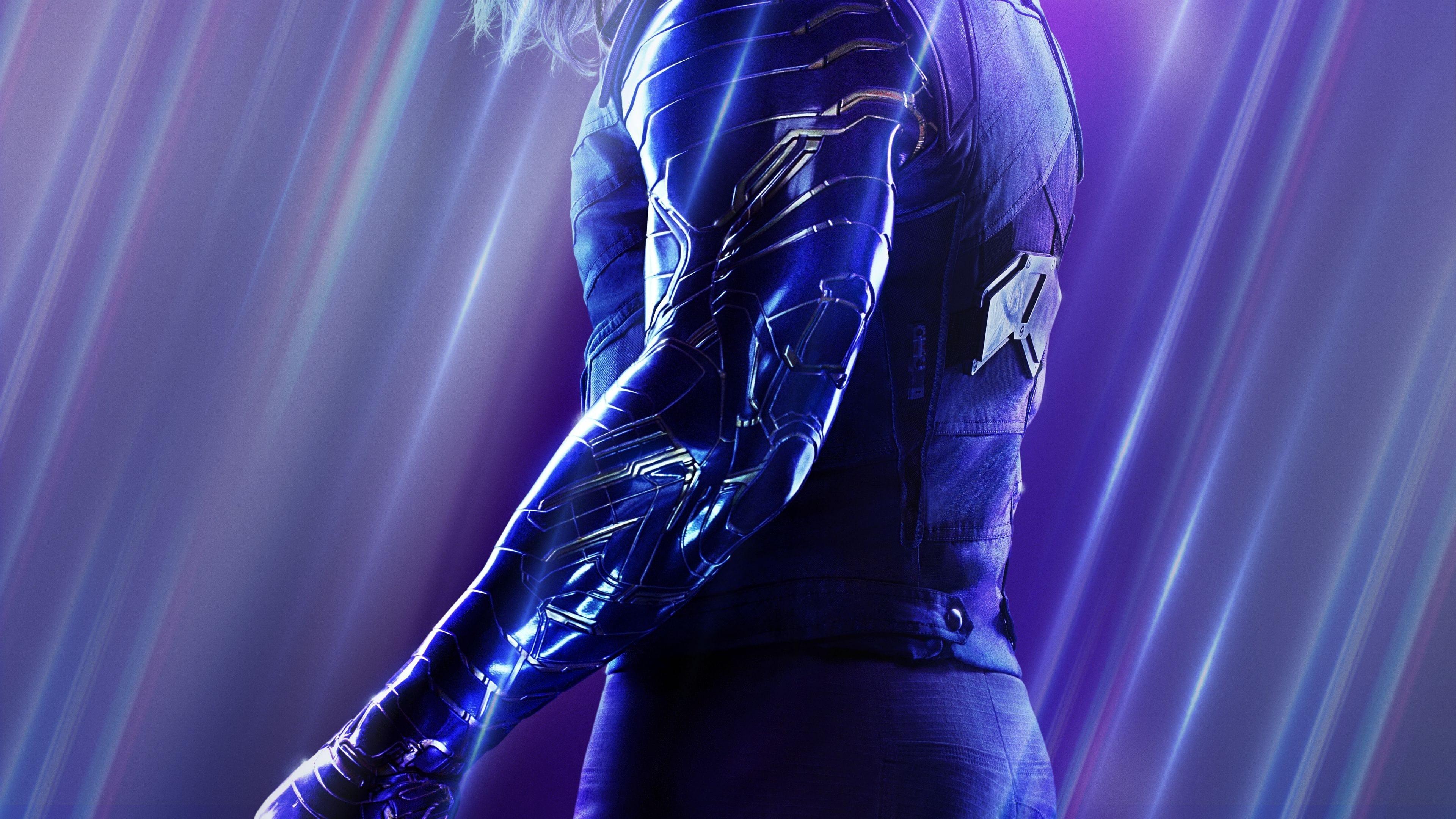 Marvel Studios: Legends - Season 1 Episode 4 : The Winter Soldier