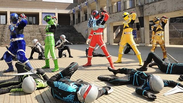 Super Sentai Season 41 :Episode 6  Take Flight! Dancing Star!