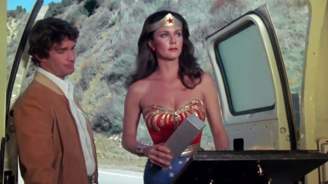 Wonder Woman Season 3 :Episode 17  The Richest Man in the World
