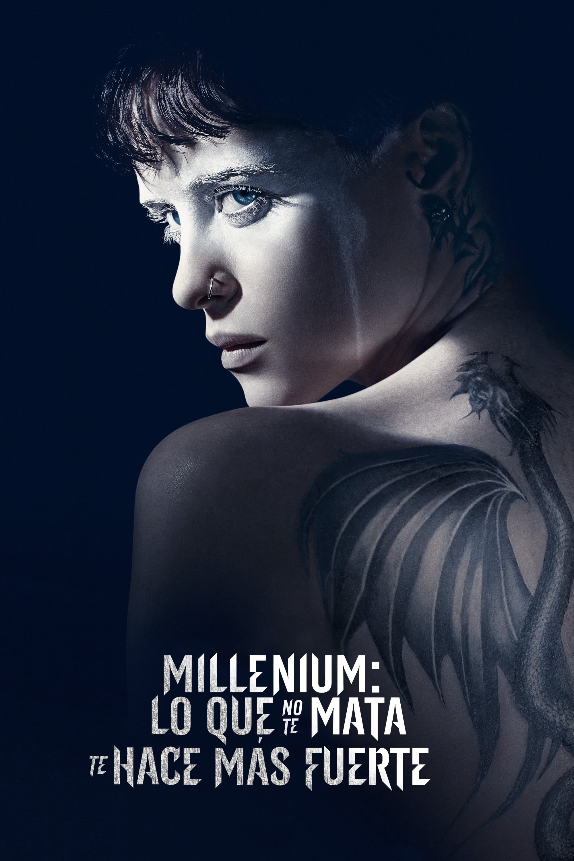 Amalia Holm Bjelke millennium: lo que no te mata te hace más fuerte (the girl